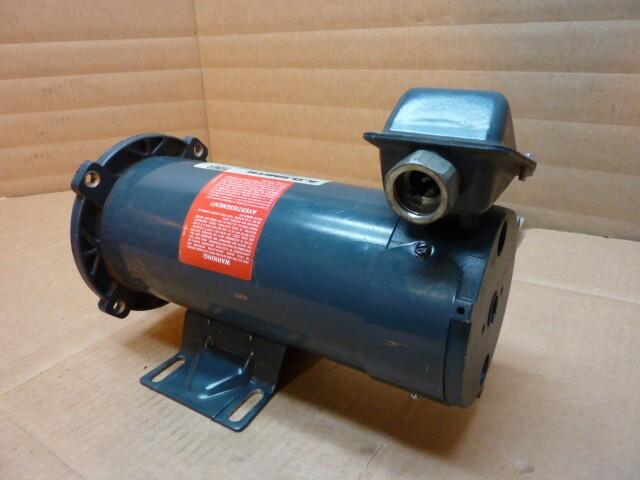 Ao smith 1 2 hp variable speed dc motor 46605351543 0a for 56c frame motor adapter