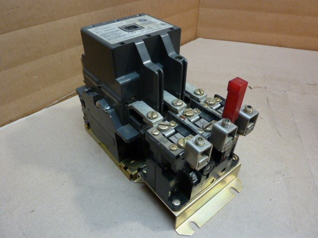 Westinghouse motor starter size 3 a200m3cac used 30039 ebay for Westinghouse motor starter parts