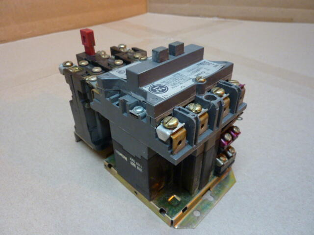 Westinghouse motor starter size 00 a200macac used 30084 for Westinghouse motor starter parts