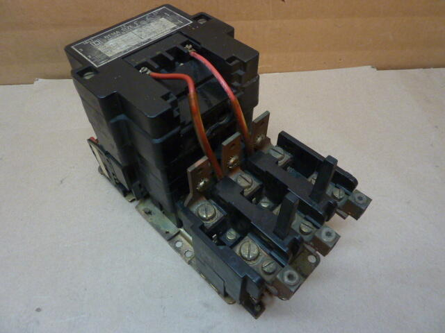 Square d motor starter size 3 8536 se01 used 32256 ebay for Square d motor starter