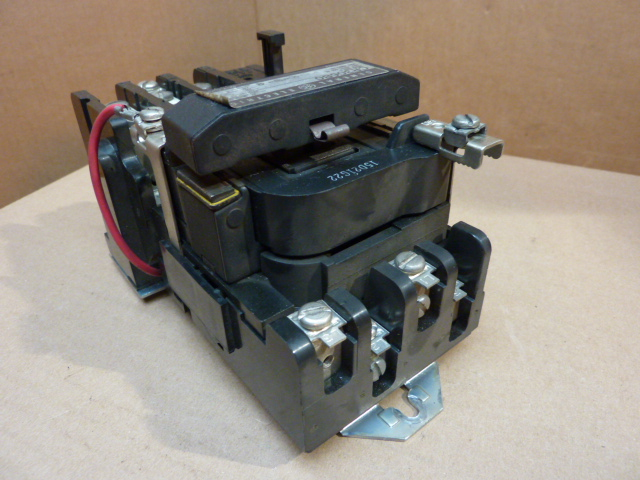 General electric ge motor starter size 0 cr306b0 used for General electric motor starters