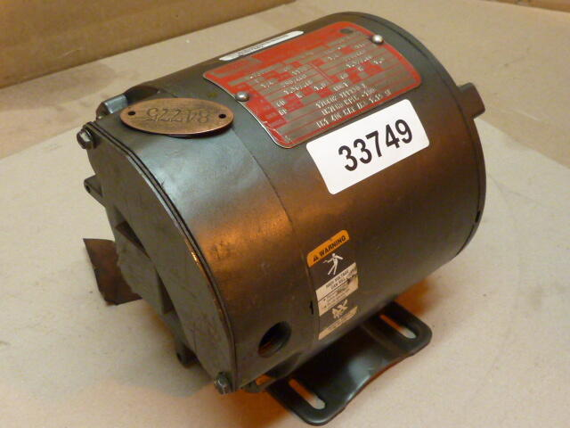 Lincoln Electric 1 4 Hp Ac Motor D 2j7727 Used 33749 Ebay