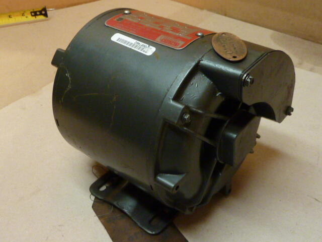 Lincoln electric 1 4 hp ac motor d 2j7727 used 33749 ebay for Lincoln motor company headquarters