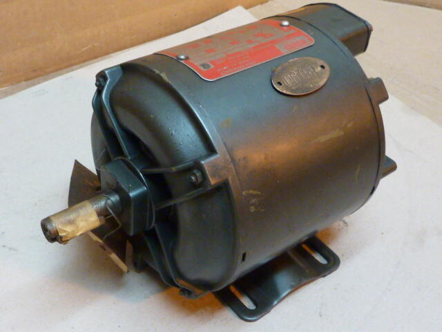 Lincoln Electric 1 4 Hp Ac Motor D 2j7427 Used 33752 Ebay