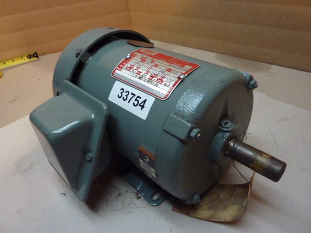 Lincoln Electric 2 Hp Ac Motor D 2j4824z8 Used 33754 Ebay