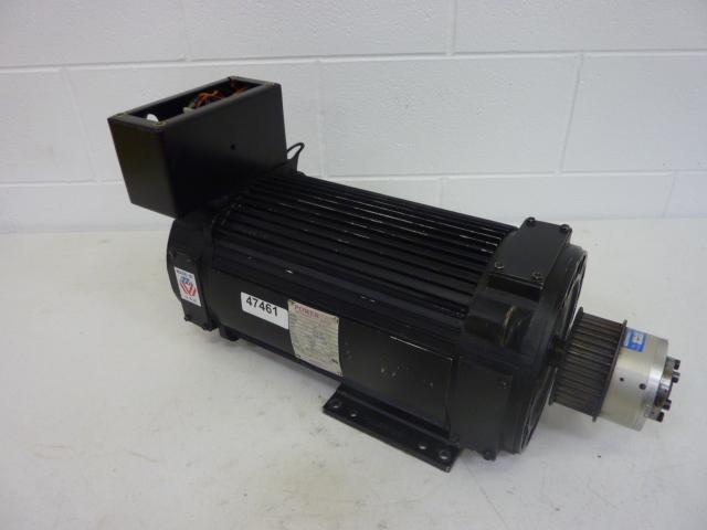 Powertec 10 Hp Brushless Dc Motor A18cma9010900050 Scratch