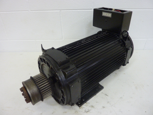 powertec 10 hp brushless dc motor a18cma9010909050 used 47464