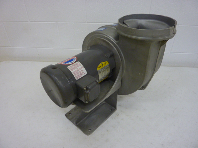 American fan company blower sc 800 986130 1 used 51497 ebay for 56c frame motor adapter