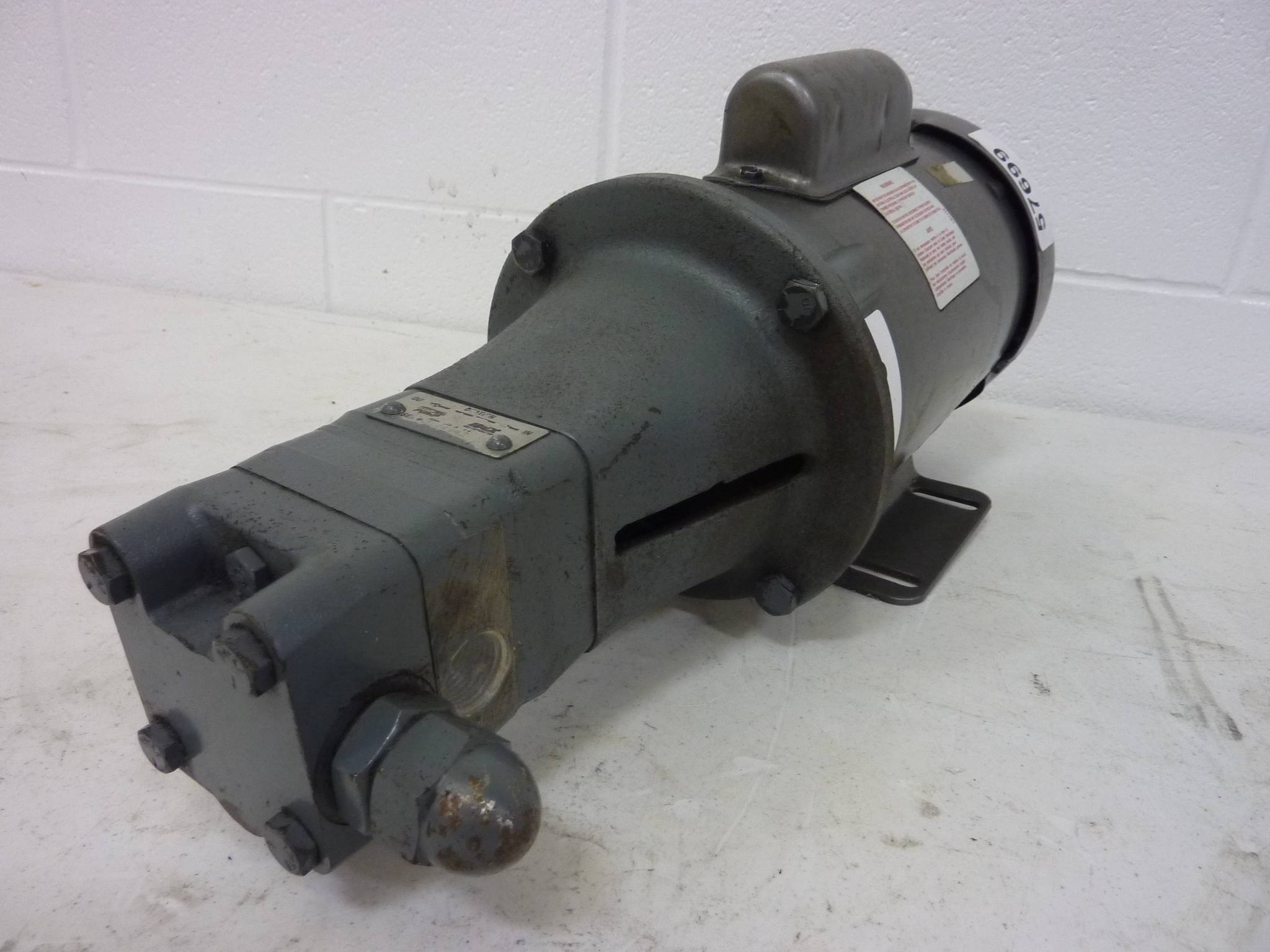 Baldor 33 hp general purpose enclosed ac motor cl3501 for 56c frame motor adapter