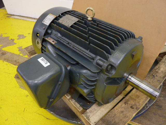 Us Electrical Motors 40 Hp Motor R068a Used 59178 Ebay