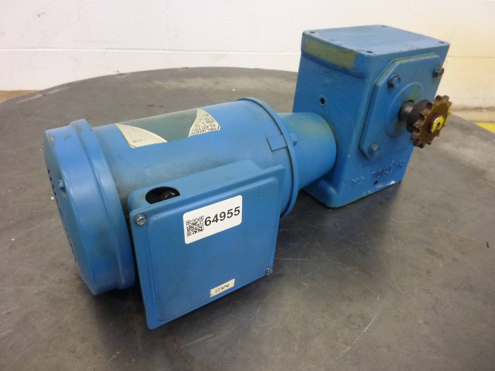 Reliance electric p56h5069g ideal machinery inc for Reliance electric motor parts
