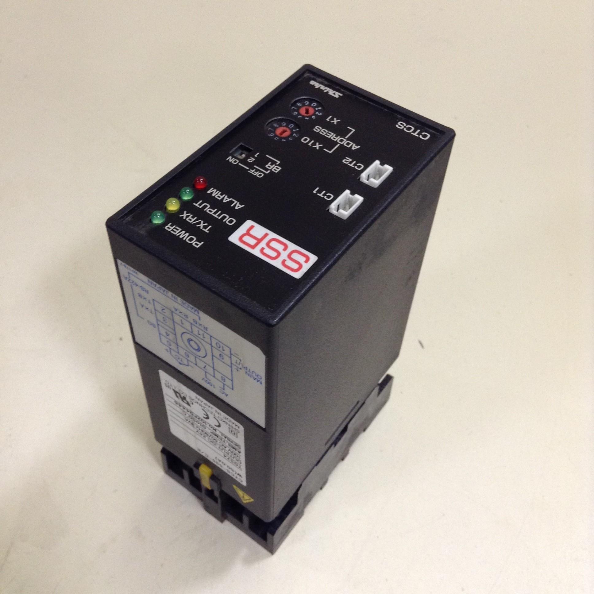 Shinko SSR Temperature Controller CTCS 535 C/E Used #69013 eBay #9E2D36