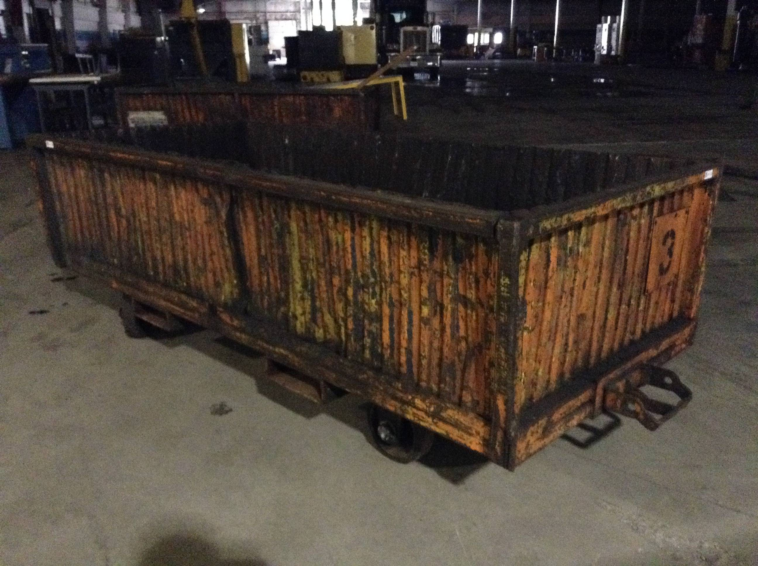 Generic tugger cart cart730 used 69730 for 69730