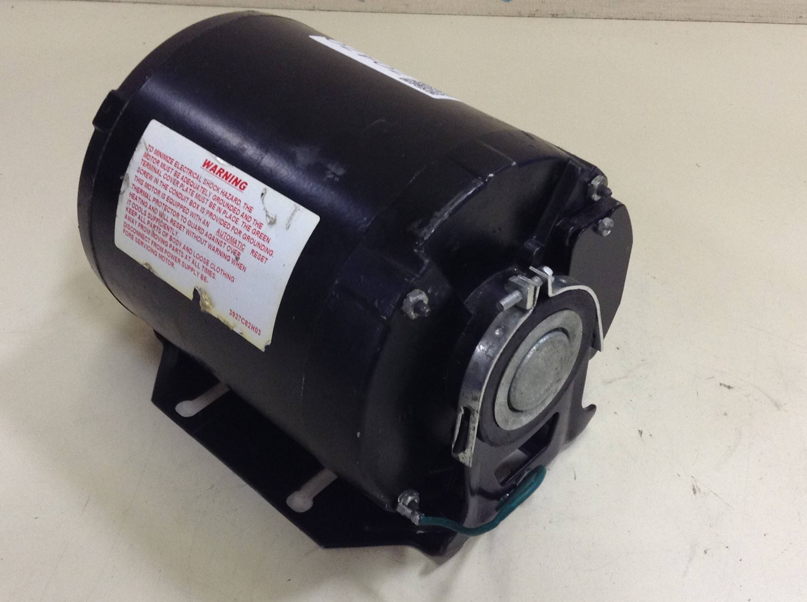 Ao Smith Pump Motor Cb2034ad Used 70470 Ebay