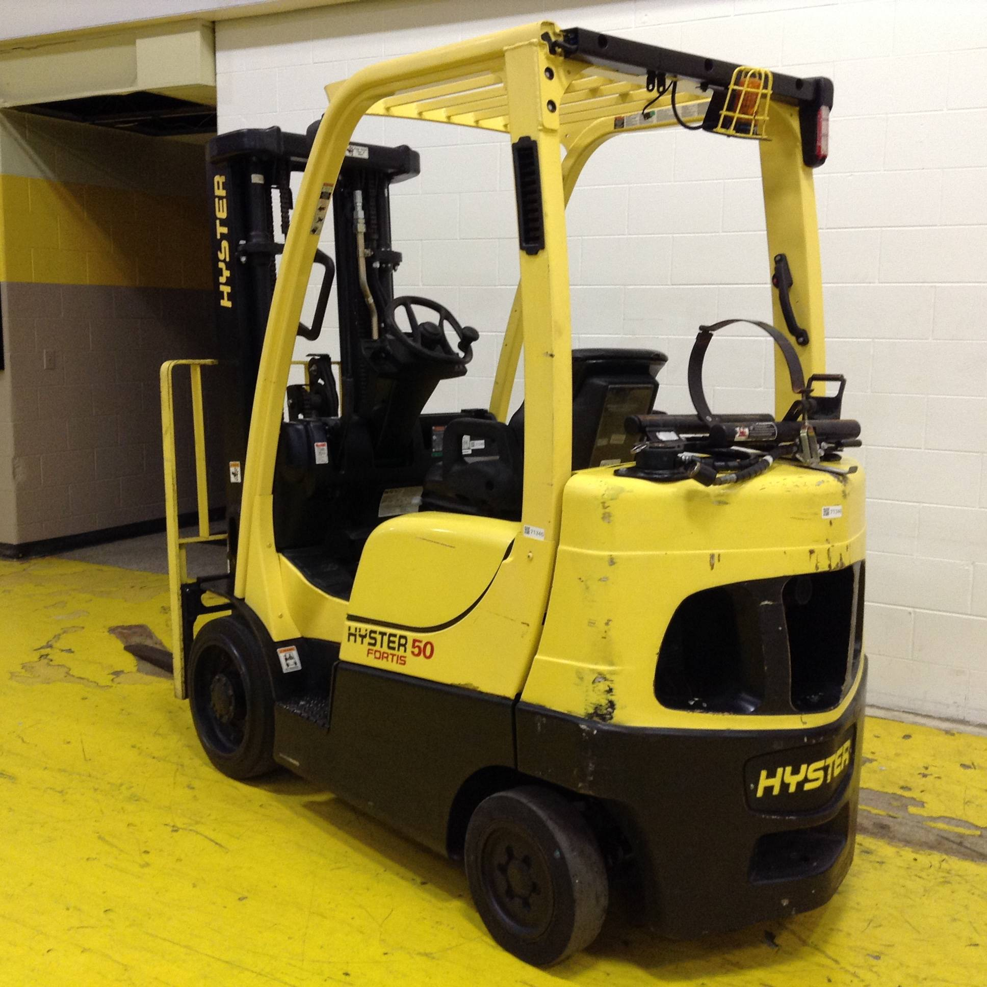 Hyster 50 Forklift Dashboard Lights Wiring Diagram For Error Confusing You 10 Cft3 B3m48sd 4300 Case Ih Fault Codes Dtc List Farmall Series Download Free