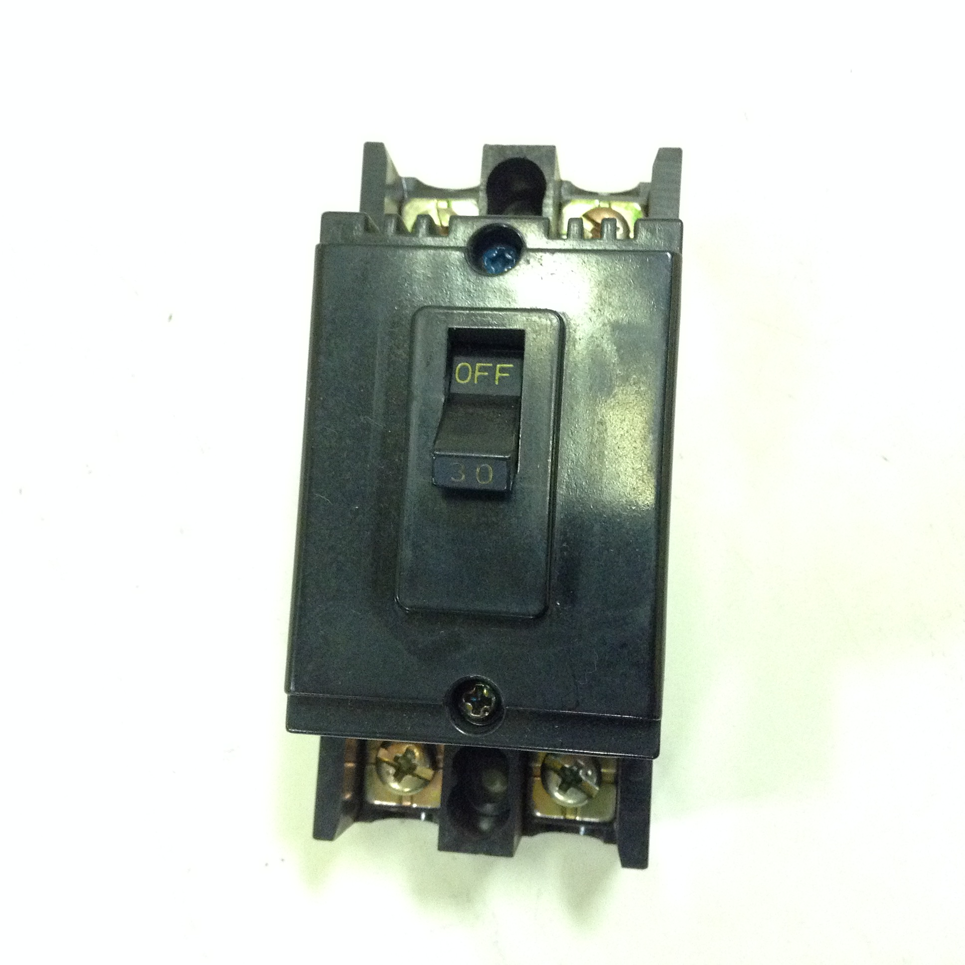 Mitsubishi Circuit Breaker Nf30 Auto Electrical Wiring Diagram Nf30cs 3 Amp 2 Pole 220v Ebay 30