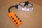 Lumberg ASBV 8-5/LED