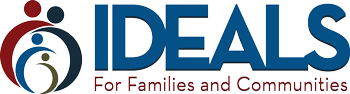 IDEALS for Families and Communities logo
