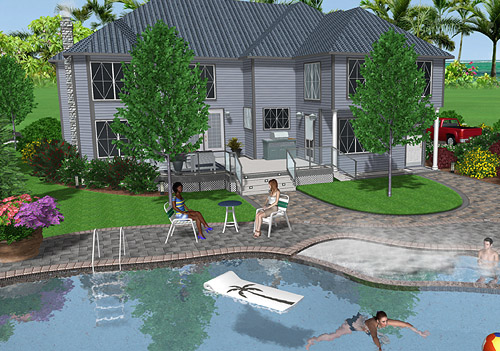 Realtime Landscaping Architect 2013 5.14 full