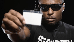 Bouncer Checking ID
