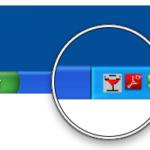 AgeVisor System Tray