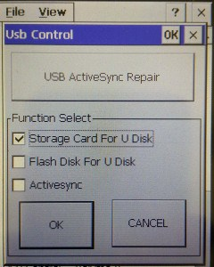 Storage Card - USB Control - makes SD card on IDVisor Pro look like USB Flash Drive - No drivers requried