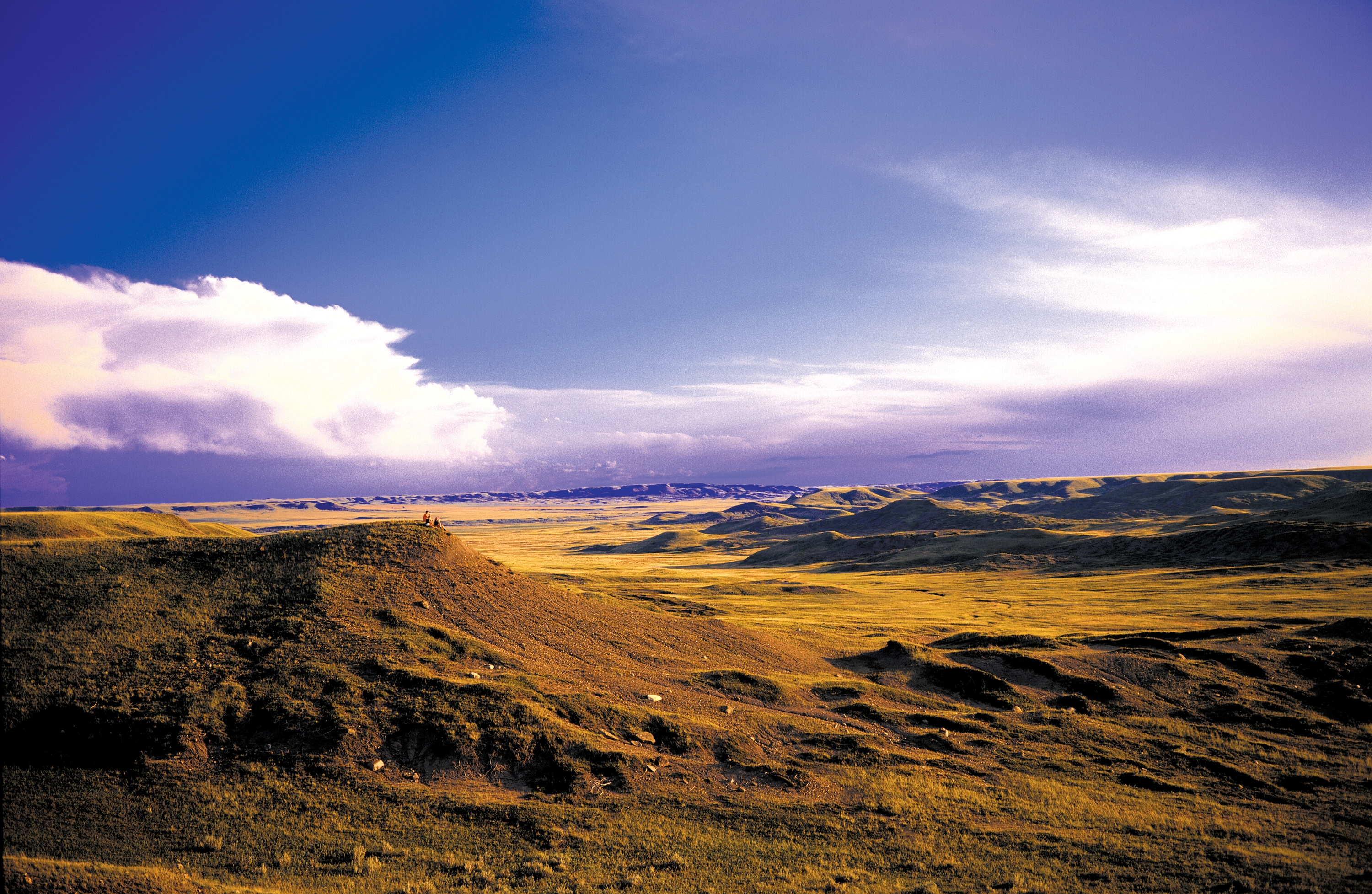 """Grasslands National Park"" by Tourism Saskatchewan & Douglas E. Walker"
