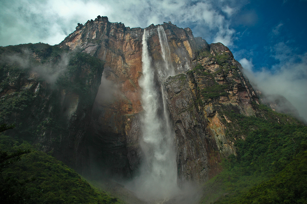 Angel Falls | Photo Credit: ENT108