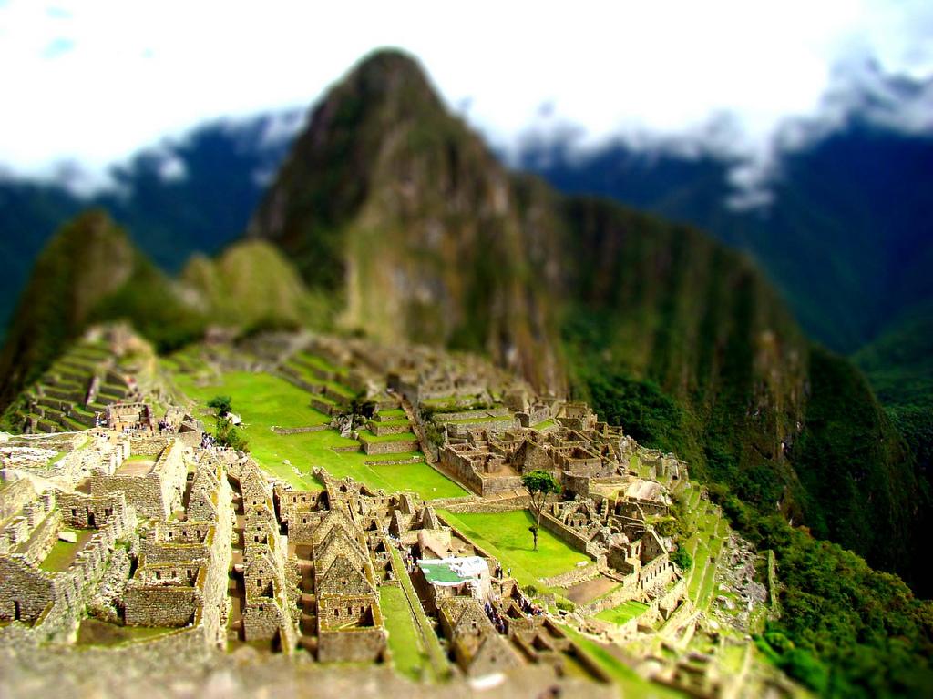 """""""Machu Picchu"""" by Elke Noda via Flickr Creative Commons"""