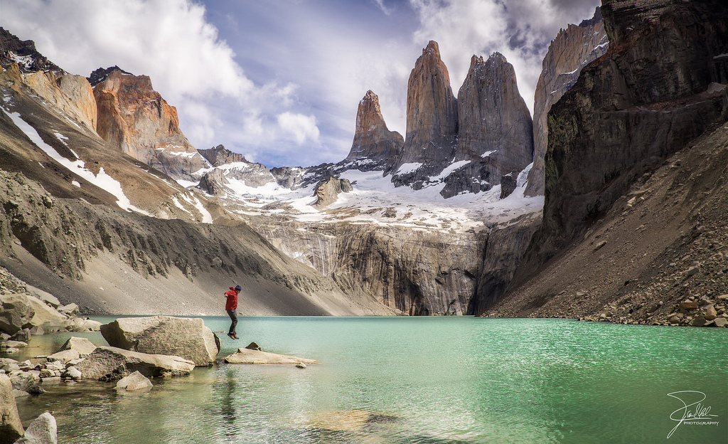 """""""Torres del Paine"""" by Frank Kehren via Flickr Creative Commons"""