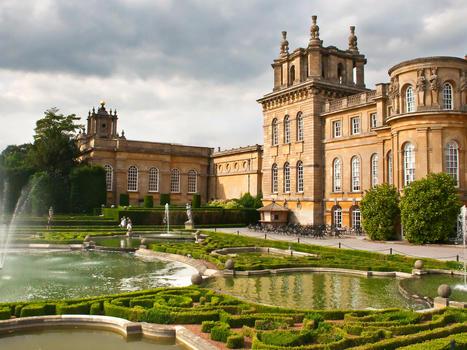Blenheim palace sheila sund