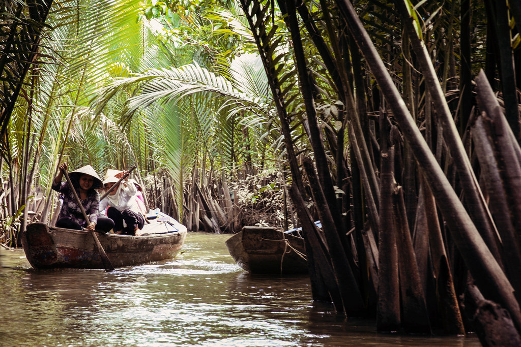 Mekong Delta | Photo Credit: Indy Randhawa