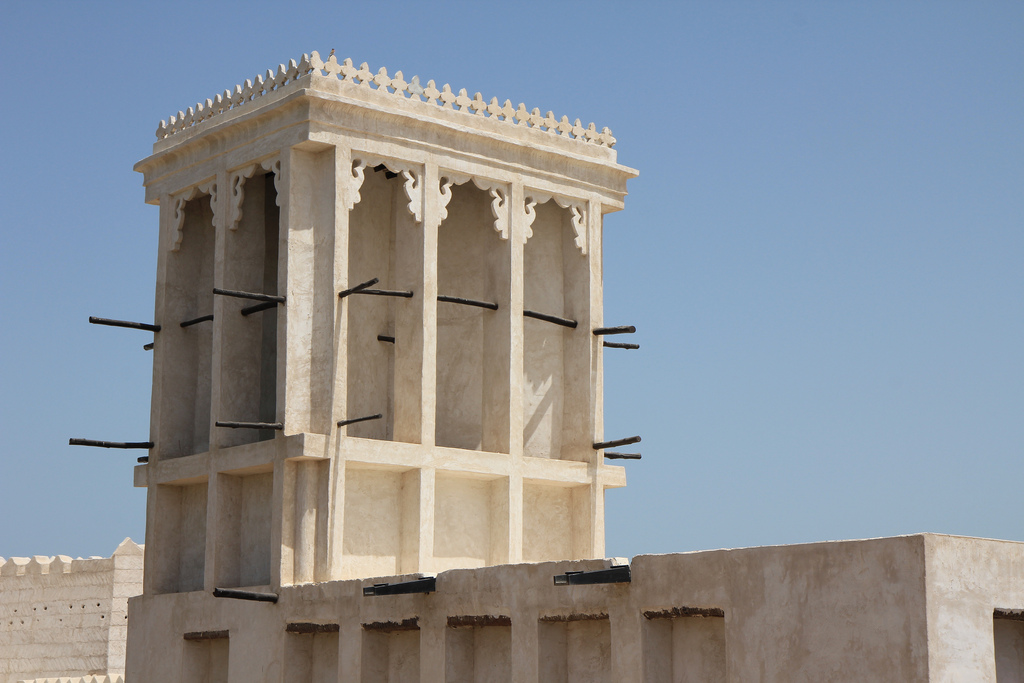 """"""" Fort of Ras Al Khaimah"""" by Sakena via Flickr Creative Commons"""