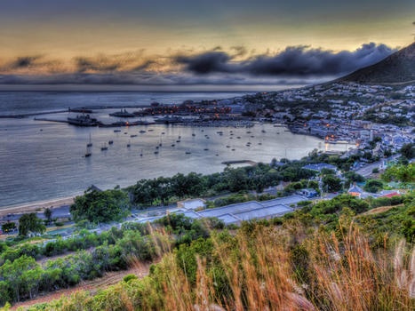 Simons town deon odendaal