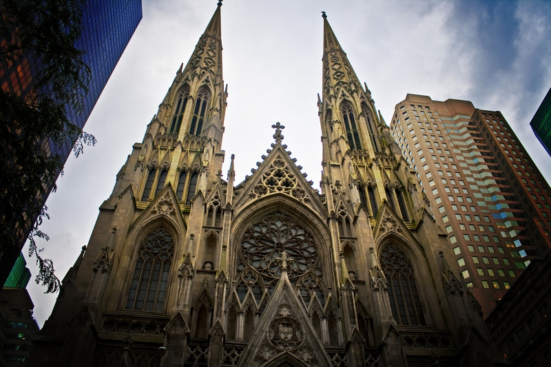"""St. Patrick's Cathedral"" by Álvaro Millán via Flickr Creative Commons"