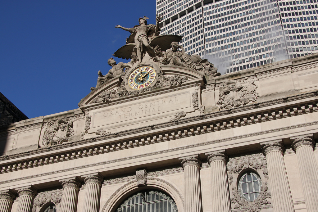 """Grand Central Terminal"" by Peter Bond via Flickr Creative Commons"