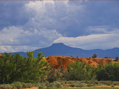 Ghost ranch  ron goswell