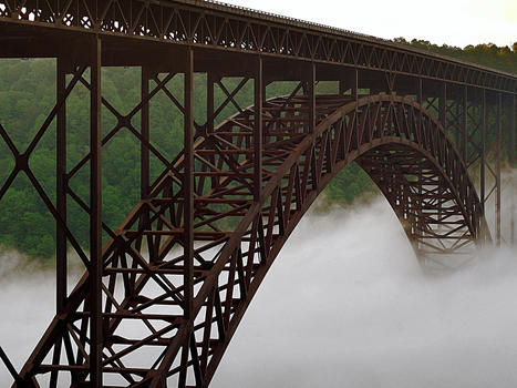 New river gorge bridge michael mcdonough