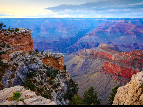Grand canyon   moyan brenn