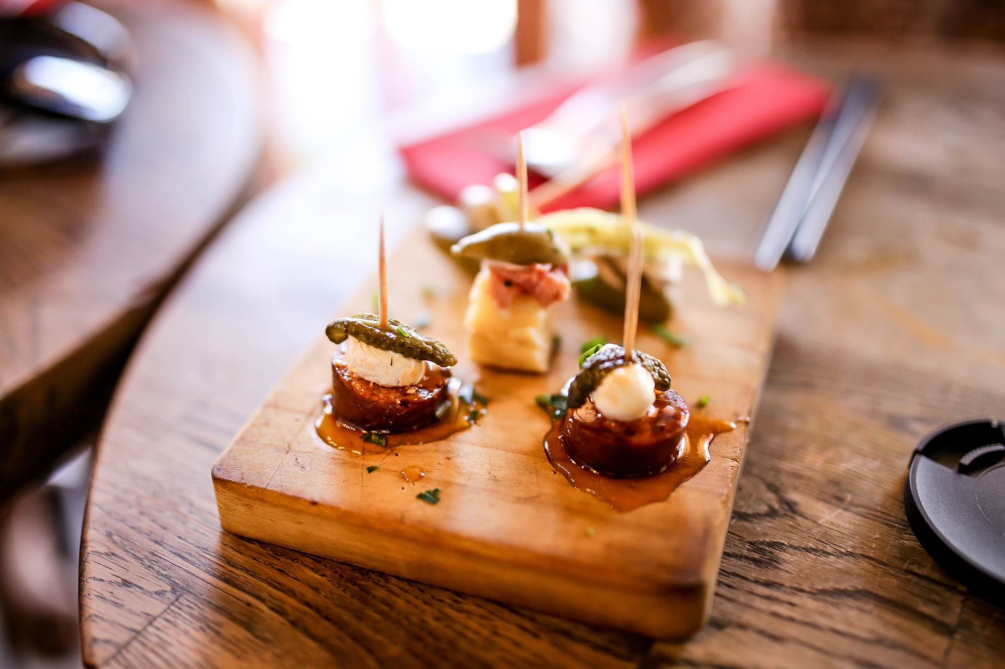 """Tapas!"" by Terence Lim via Flickr Creative Commons"