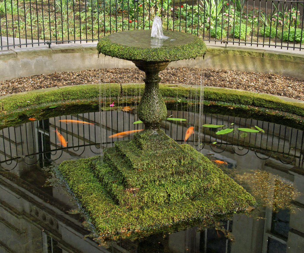 """Postman's Park"" by Caroline via Flickr Creative Commons"
