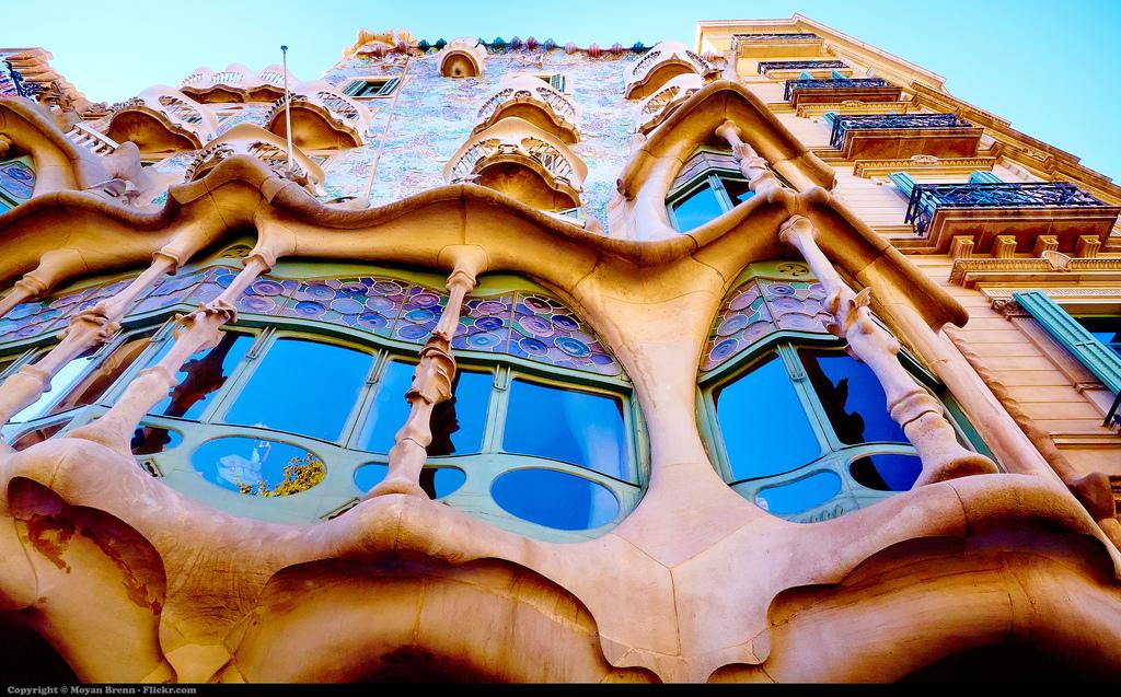 Casa Milà House, Barcelona