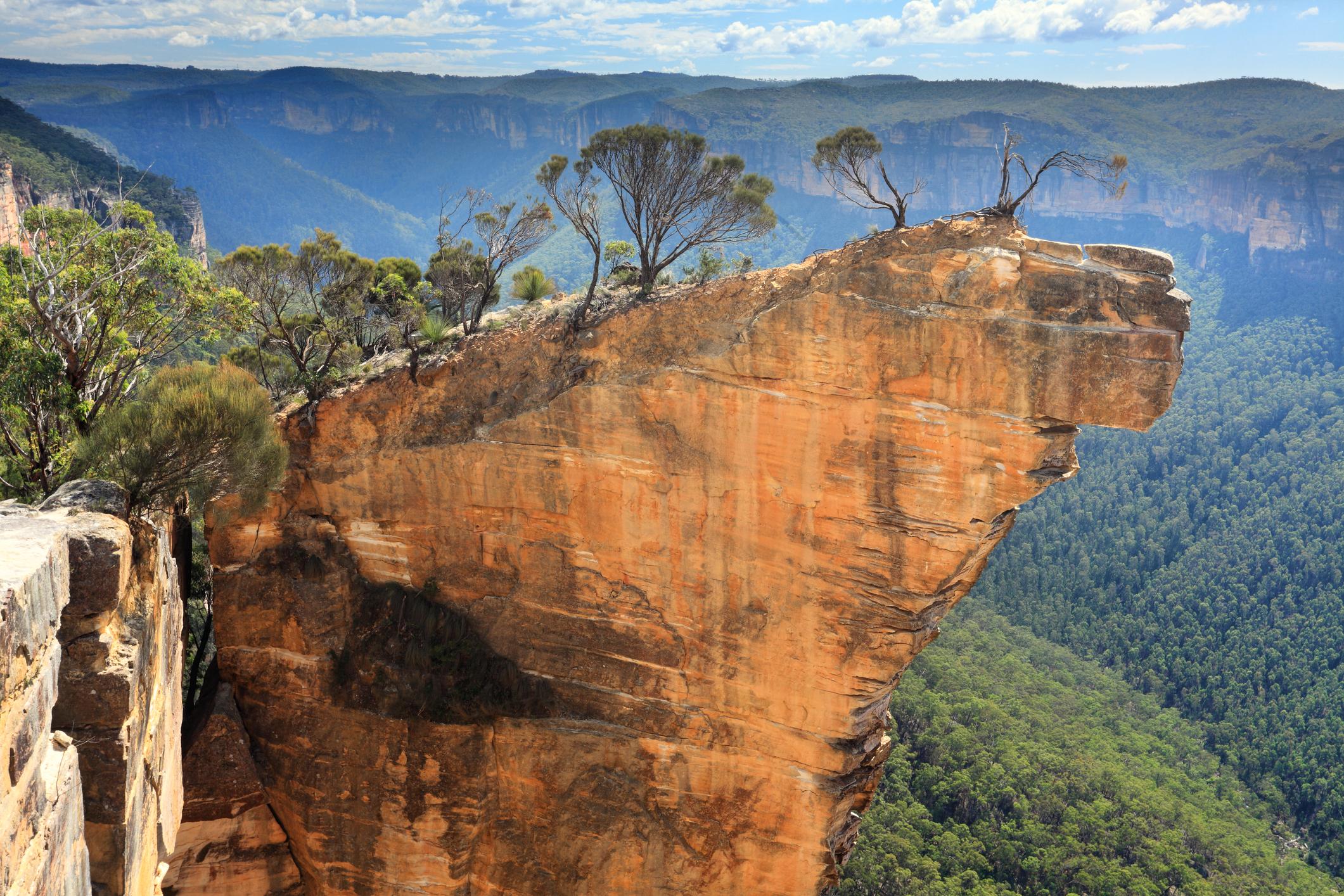 the rock wagga wagga climbing guide