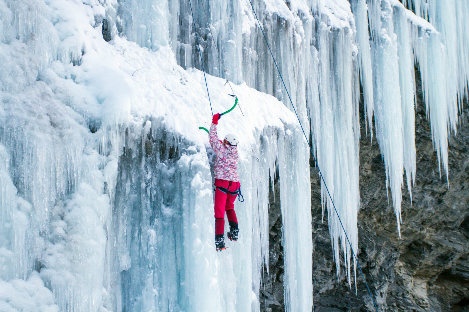 Rock Ice Climbing Vacations