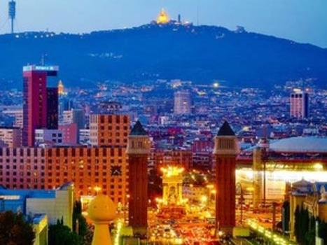 Itinerary overview medium barcelona