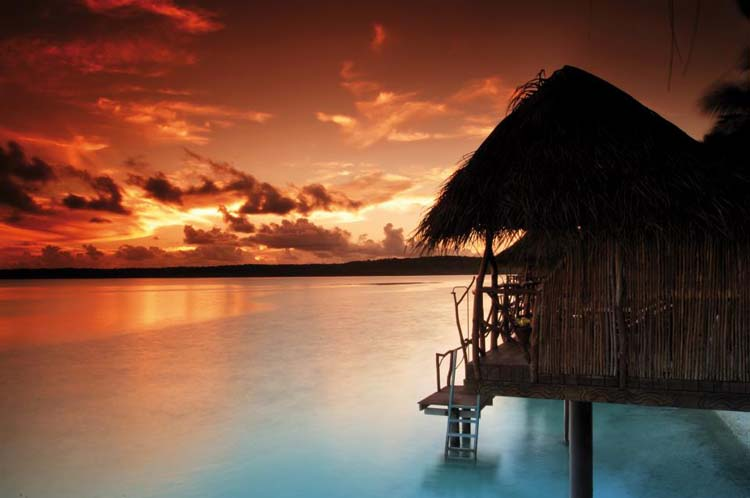 Photo Credit: The Aitutaki Lagoon Resort & Spa