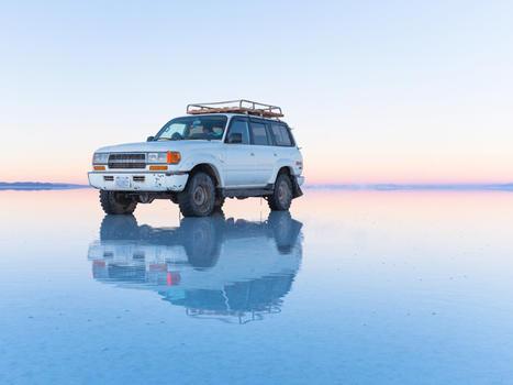 You Gotta See it to Believe It: Salar de Uyuni, The Bolivian Salt Flats