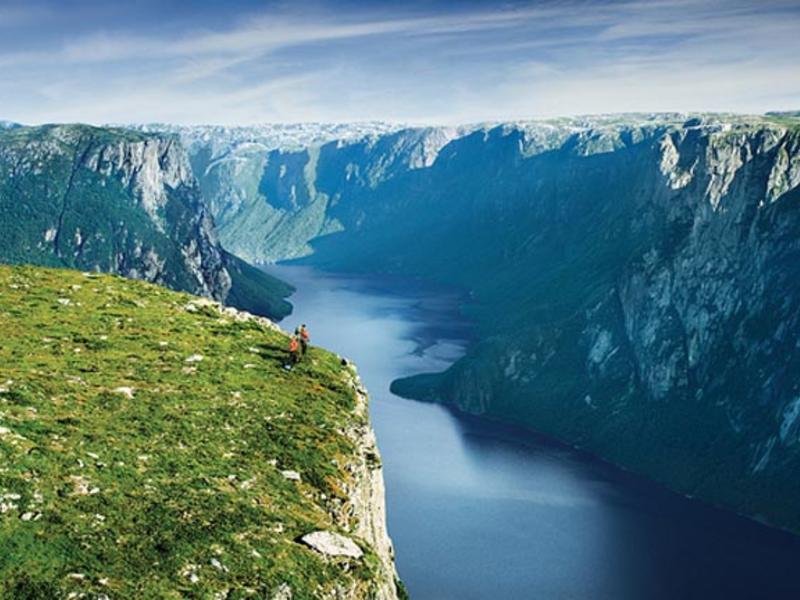 Fjords visitgrosmorne