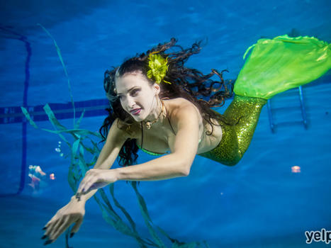 Think Mermaids Aren't Real? Check Out These Bars...