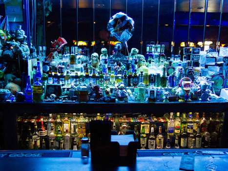 Go Retro and Get Tipsy at One of America's Best Bar Arcades